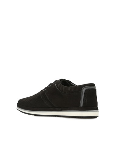 Divarese 5023180 Nubuk Erkek Ayakkabı Siyah